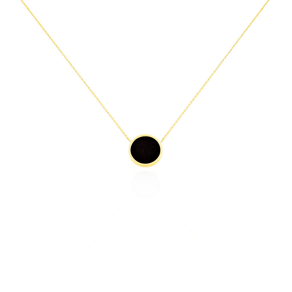 collier onix homme