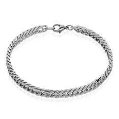 Bracelet Acier Maillons