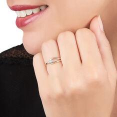 Bague Leila Or Jaune Et Diamant