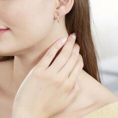 Boucles D'Oreilles Or Et Diamant - Boucles d'oreilles Pendantes Femme | Marc Orian