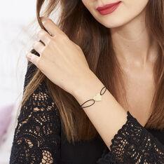 Bracelet Nina Or Jaune