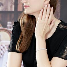 Bracelet Argent Oxyde