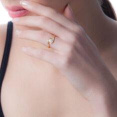 Bague Or Et Diamant