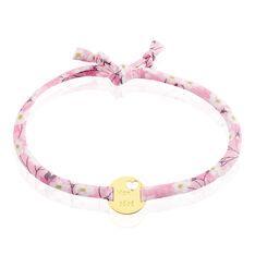 Bracelet Or Jaune Omelia C?Ur