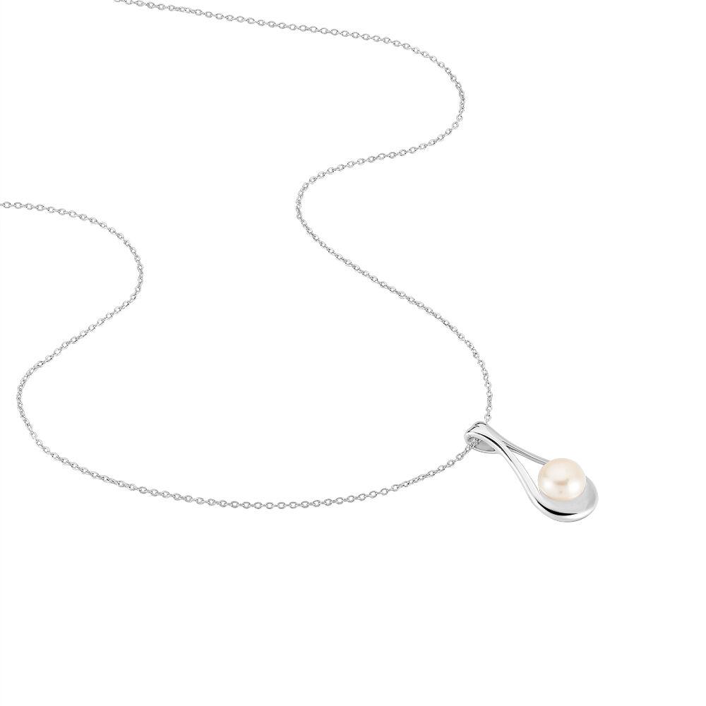 marc orian collier perle