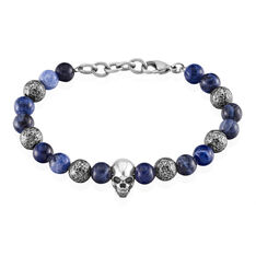 Bracelet Acier Judd Sodalite Crane