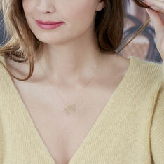 Collier Anh Or Jaune - Colliers Femme | Marc Orian