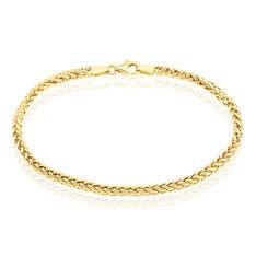 Bracelet Or Jaune - Bracelets mailles Femme | Marc Orian