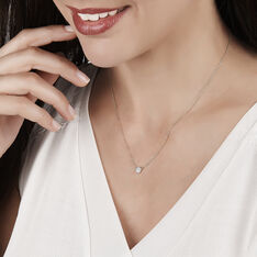 Collier Or Et Diamants
