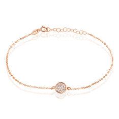 Bracelet Lea Or Rose