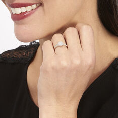 Bague Serena Or Blanc Diamants