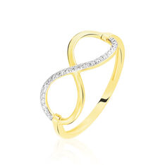 Bague Or Jaune Anais Diamants