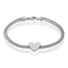 Bracelet Acier Leslia