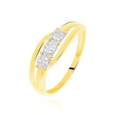 Bague Or Jaune Delphine Diamants