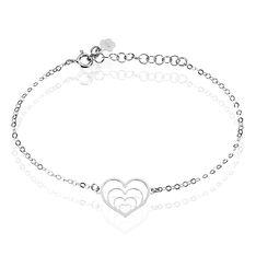 Bracelet Naleen Argent - Bracelets chaînes Femme | Marc Orian