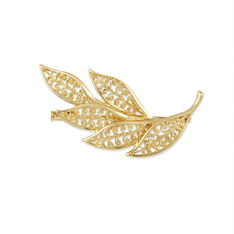 Broche Plaque Or - Broches Femme | Marc Orian