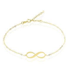 Bracelet Loana Or Jaune - Bracelets chaînes Femme   Marc Orian