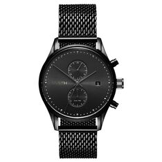 Montre Mvmt D-Mv01-Bl2