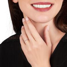 Bague Selina Or Blanc Diamants