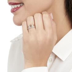 Bague Clotilda Or Jaune Et Diamants