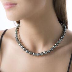 Collier Chute Perles De Tahiti
