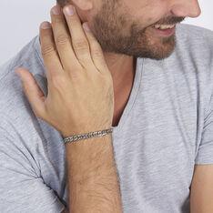 Bracelet Acier Maillons Moyens