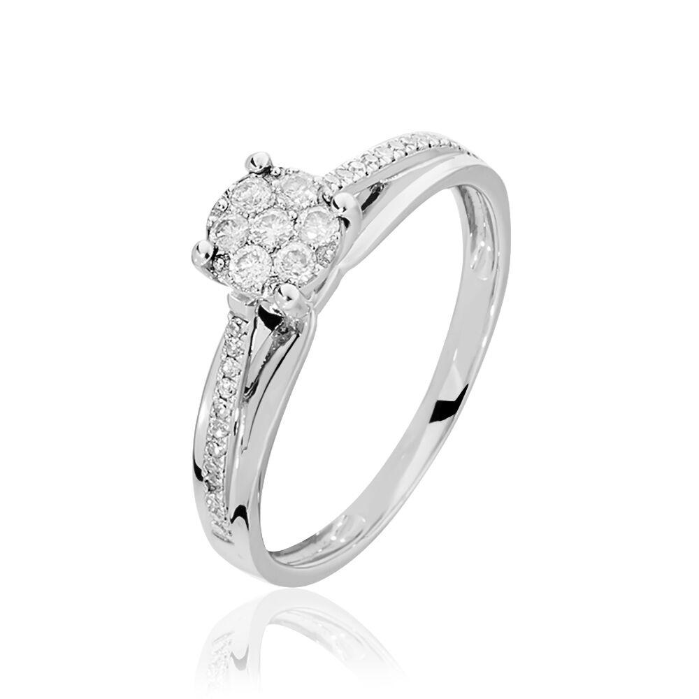 bague or blanc diamant marc orian