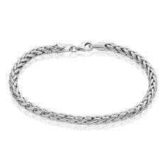 Bracelet Or Blanc