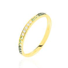Bague Or Jaune Auregane Diamant