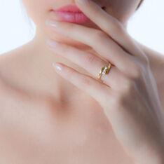 Bague Or Et Diamant - Bagues Fiançailles Femme | Marc Orian
