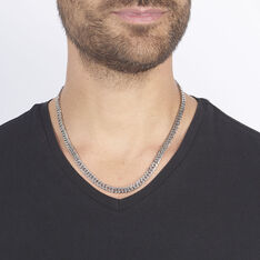 Collier Acier Maillons Moyens