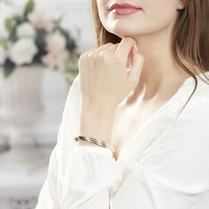 Bracelet Jonc 3 Or