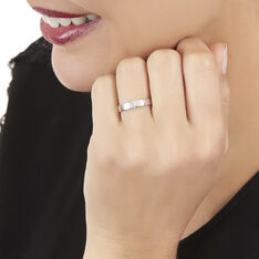 Bague Soha Or Blanc Et Diamants