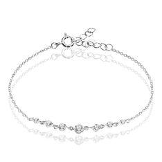 Bracelet Argent Odysse Oxyde - Bracelets chaînes Femme | Marc Orian