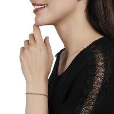 Boucles D'Oreilles Or Blanc Et Diamant - Boucles d'oreilles Pendantes Femme | Marc Orian