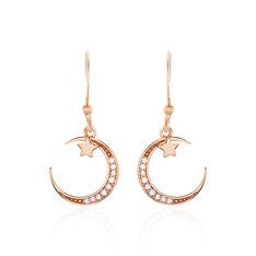 Boucles D'Oreilles Elizaveta Pendantes - Boucles d'oreilles Pendantes Femme | Marc Orian