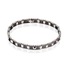 Bracelet Acier Pvd Cloute