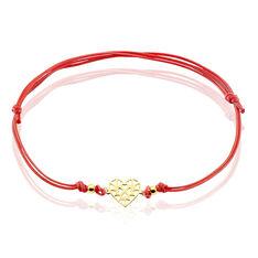 Bracelet Serena Or Jaune C?Ur