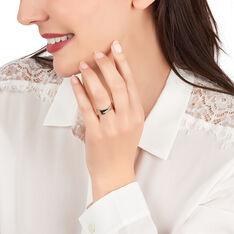 Bague Julie Or Jaune Et Diamants