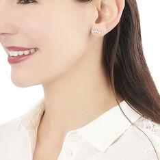 Bijoux D'Oreilles Edma Or Rose - Boucles d'oreilles Ear cuffs Femme | Marc Orian
