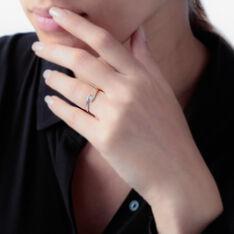 Bague Or Bicolore Delphine Diamants