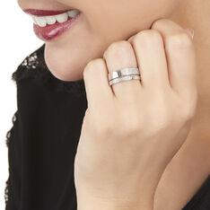 Bague Or Blanc Sophia Diamants