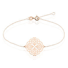 Bracelet Agadir Or Rose