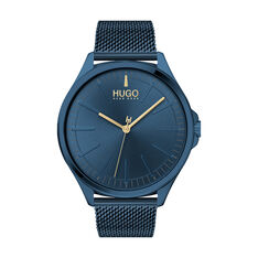 Montre Hugo Smash Bleu - Montres Homme | Marc Orian