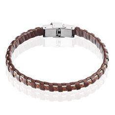 Bracelet Edouard Acier Blanc - Bracelets Homme | Marc Orian