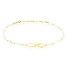 Bracelet Maryeme Infini Or Jaune - Bracelets chaînes Femme | Marc Orian