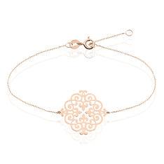 Bracelet Agadir Or Rose - Bracelets chaînes Femme | Marc Orian