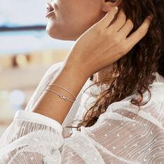 Bracelet Argent Noëlle Infini - Bracelets chaînes Femme | Marc Orian