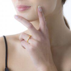 Solitaire Or Jaune Et Diamant - Bagues Solitaire Femme | Marc Orian