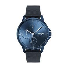 Montre Hugo Business Bleu - Montres classiques Homme | Marc Orian